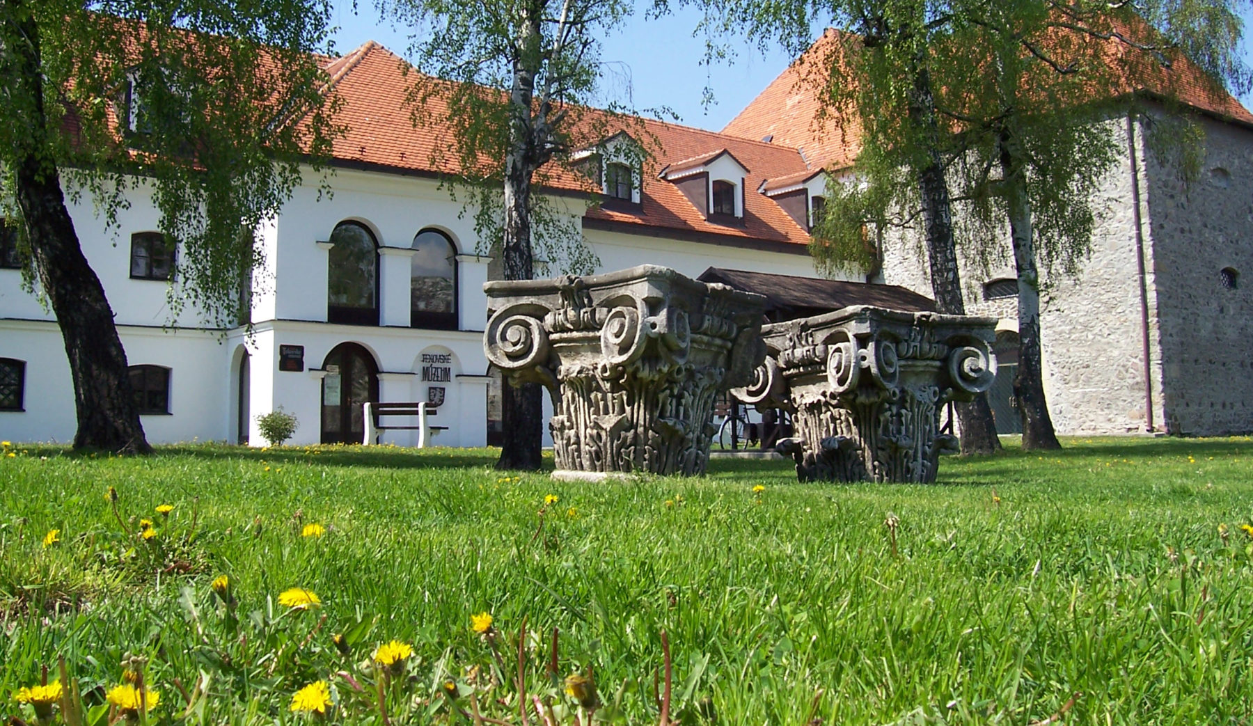 Tekov museum in Levice